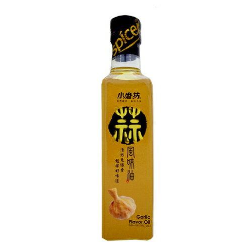小磨坊 蒜風味油 260ml