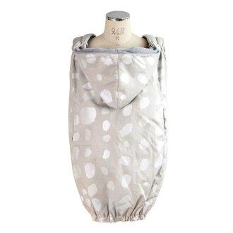 日本 【Hoppetta】水波紋保暖披巾(披風)-2色