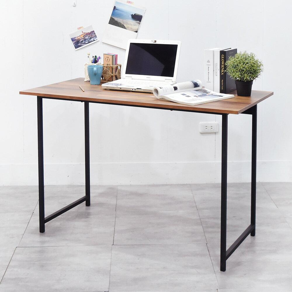 電腦桌 / 桌 / 書桌 木紋風105x55x75cm工作桌電腦桌 凱堡家居【B04790】 1