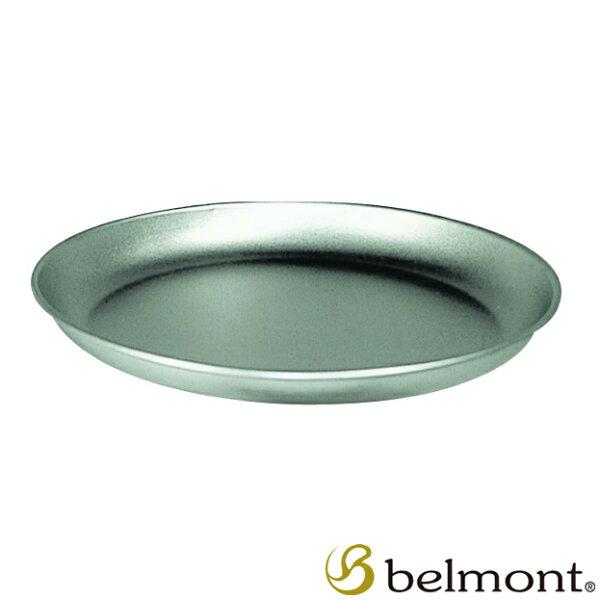 【【蘋果戶外】】belmontBM-05519cm鈦盤日本優質鈦餐具鈦杯鈦碗鈦鍋鈦筷鈦匙鈦叉日本製極輕量