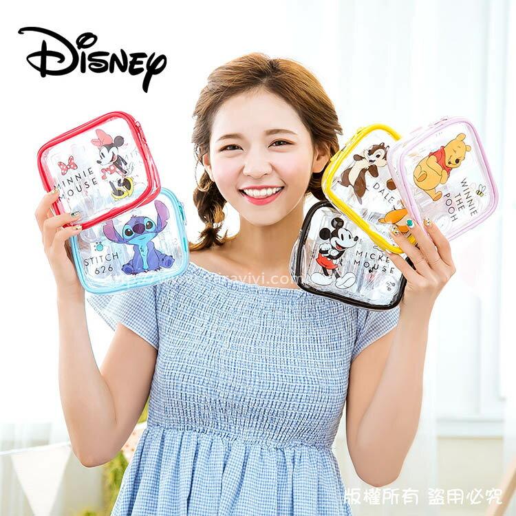<br/><br/>  Disney迪士尼旅行瓶罐盥洗化妝萬用包組<br/><br/>