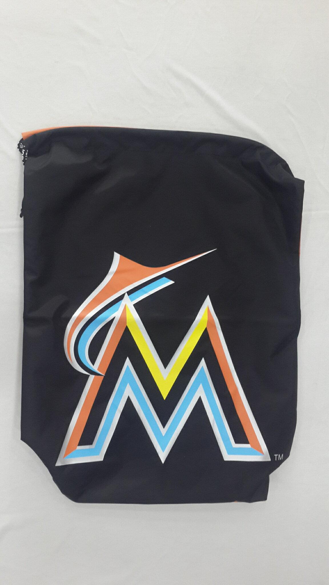 元禾〉MLB 馬林魚隊抽繩袋 5661401-006