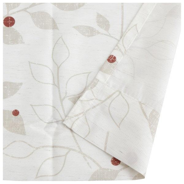 蕾絲窗簾 G HOLIDAY LEAVES OR 150×176 ×1 NITORI宜得利家居 5