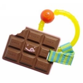 樂雅 巧克力搖鈴『121婦嬰用品館』