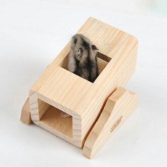 【小樂寵】大炮式蹺蹺板玩具~倉鼠專用
