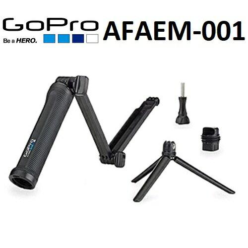 【免運費】GoPro AFAEM-001 三向固定支架 (公司貨)