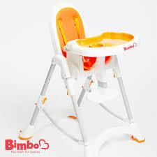(年後配送)限時限量-台灣製BIMBO超熱賣多功能餐椅-活力橘→FB姚小鳳