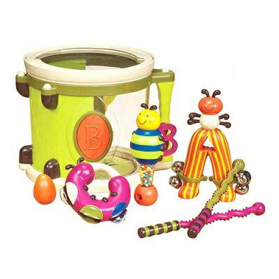 美國 B.Toys 砰砰砰打擊樂團(好窩生活節) - 限時優惠好康折扣
