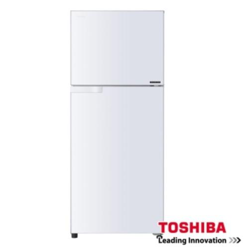 TOSHIBA東芝330公升超靜音一級變頻電冰箱典雅白GR-T370TBZ(W)