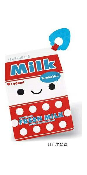 『121婦嬰用品館』拉孚兒 沙沙紙玩具 - 紅牛奶 - 限時優惠好康折扣