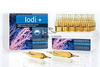 [第一佳水族寵物]法國BIO Idoi+ 活性碘添加劑 (海水) [1盒(30入)] 免運