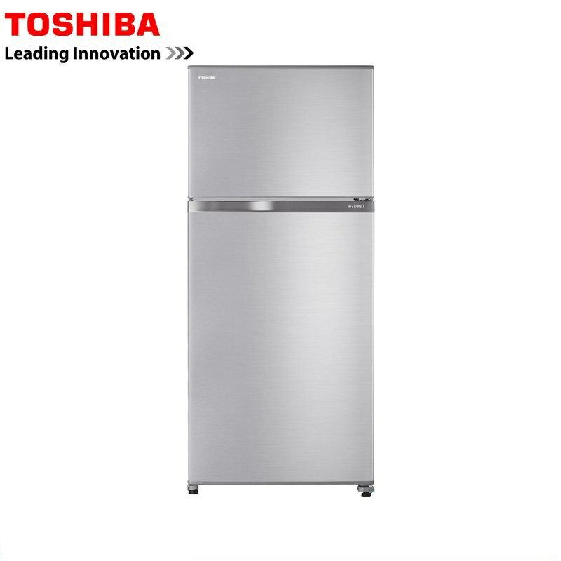 TOSHIBA東芝 608公升雙門冰箱 雅爵銀GR-A66T - 限時優惠好康折扣