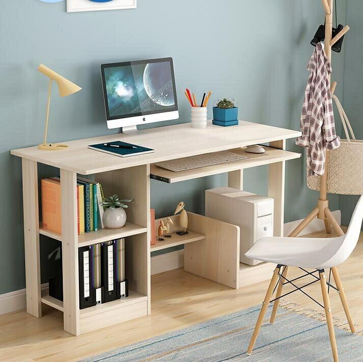 【618購物狂歡節】電腦桌 式桌簡易學生書桌寫字台簡約經濟型學習桌家用桌臥室小桌子全館折扣限時優惠