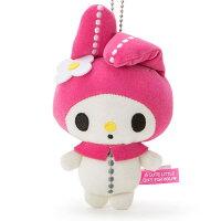 美樂蒂My Melody周邊商品推薦到《Sanrio》日本代購 現貨 三麗鷗 玩偶珠鍊吊飾 【美樂蒂】 【快樂熊雜貨舖】