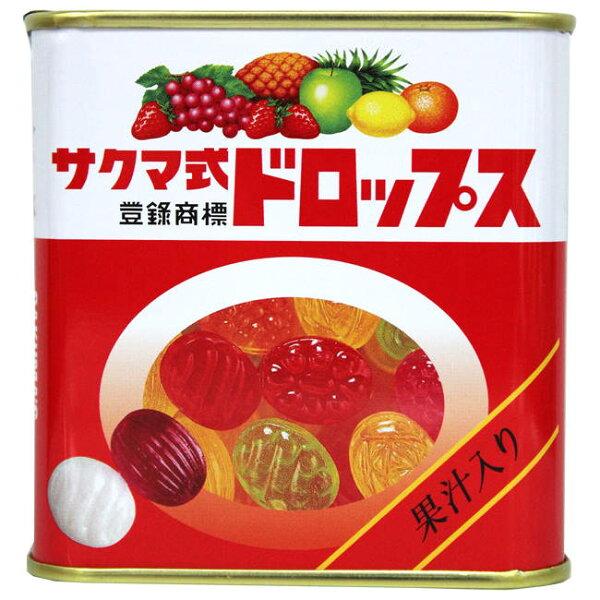 佐久間綜合水果糖罐