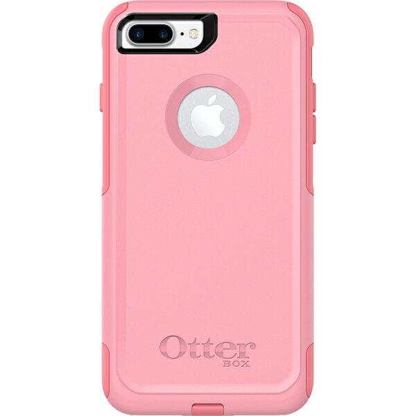 貝殼嚴選:【貝殼】OtterBoxCommuterSeries通勤者iPhone8iPhone7手機殼防摔殼-粉色