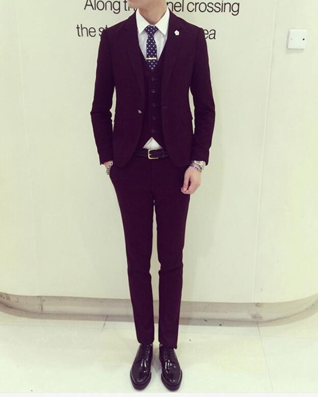 FINDSENSE品牌 韓國男 舒適金絲面料 小西裝 修身西裝 西裝外套 單件外套