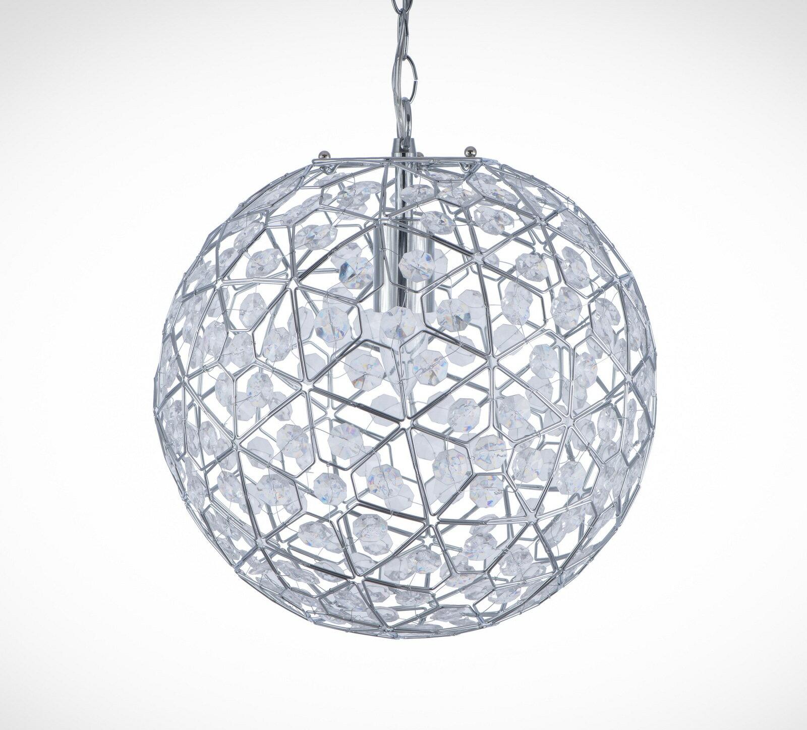 圓形幾何圖案壓克力吊燈-BNL00069 0