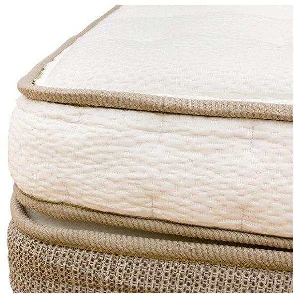 ◎獨立筒彈簧床 可拆式雙層床墊 N-SLEEP P1-CR 雙人加大 NITORI宜得利家居 3