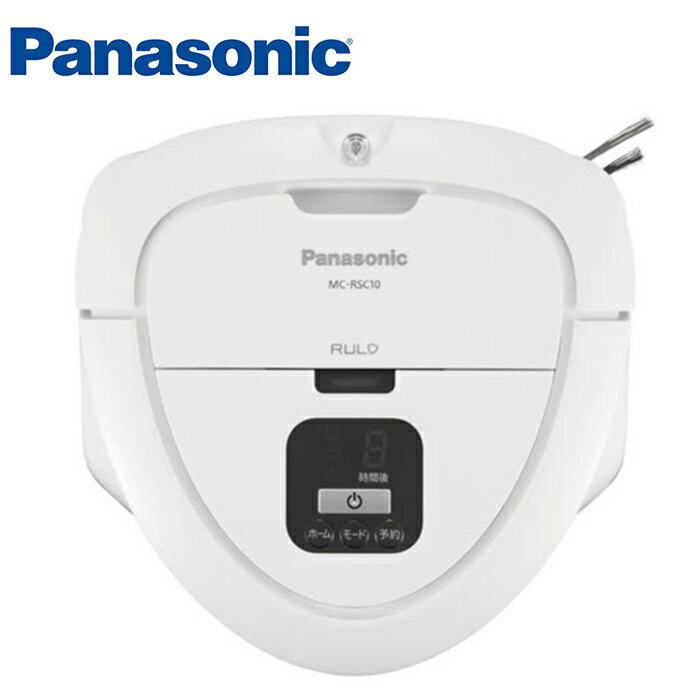 【Panasonic 國際牌】智慧型掃地機器人 MC-RSC10