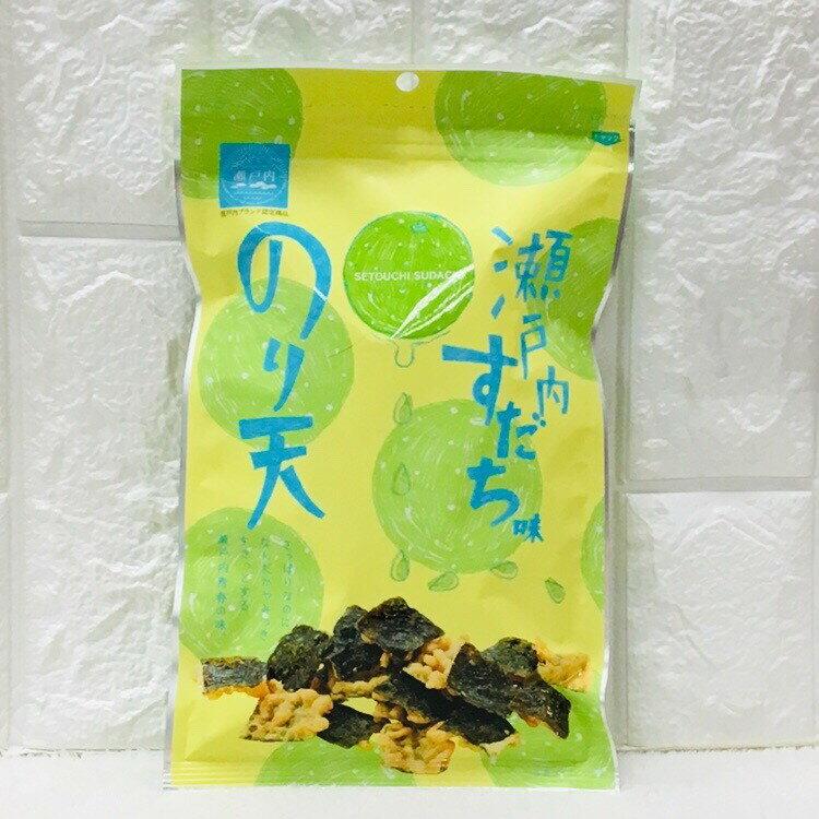 日本 MARUKA海苔天婦羅(酢橘味)【愛麗絲生活購物網】