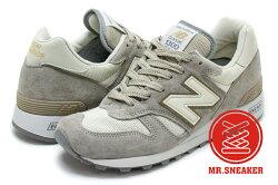 ☆Mr.Sneaker☆ NEW BALANCE 1300 Made in USA 美製 Encap 灰 金 男段