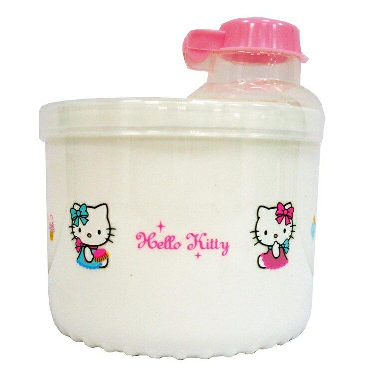 佳美 - Hello Kity凱蒂貓旋轉奶粉盒-白色 0
