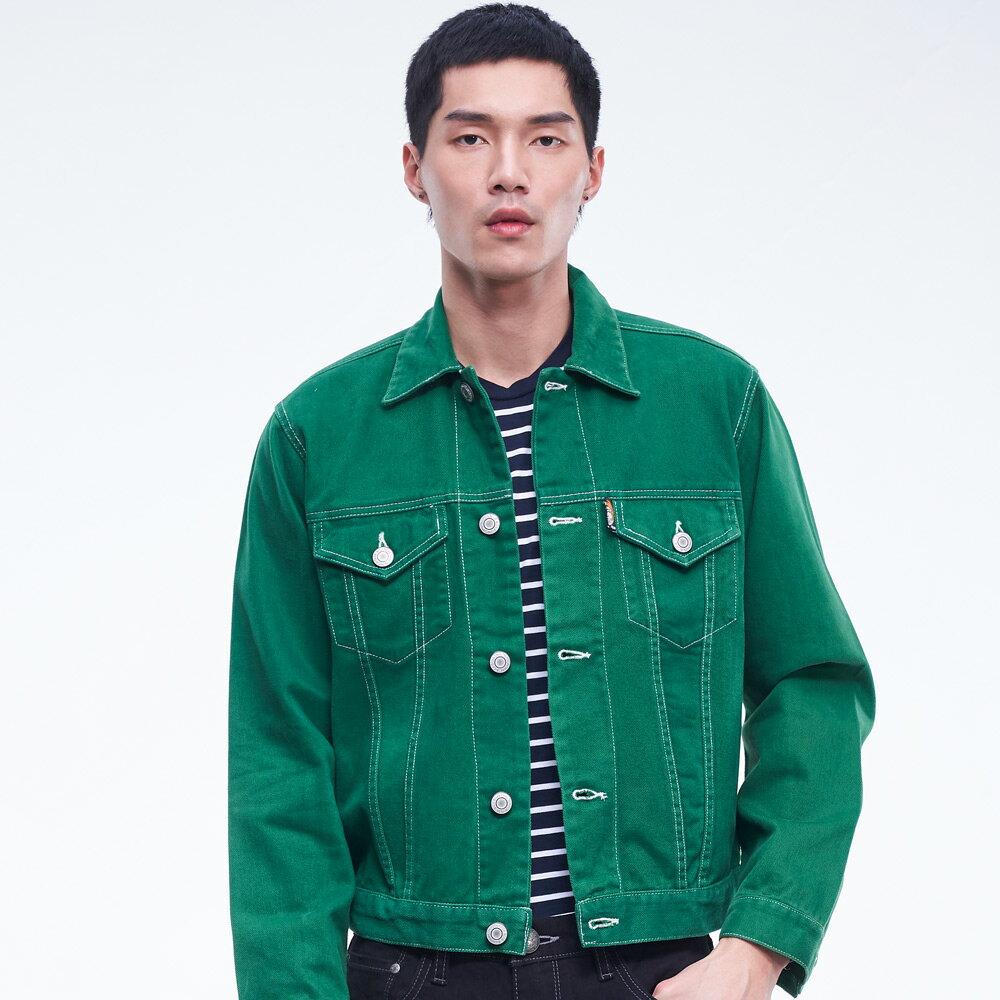 BLUE WAY   地藏小王 高磅數復古燈芯絨襯衫外套(男女款) 1