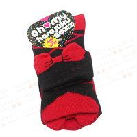 愚人節 KUSO療癒整人玩具周邊商品推薦【銀站】日本Oh my harajuku soxx 可愛蝴蝶結造型襪