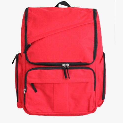 <br/><br/> 後背包 韓版大容量多袋口多功能背包 書包 電腦包【特價出清】<br/><br/>