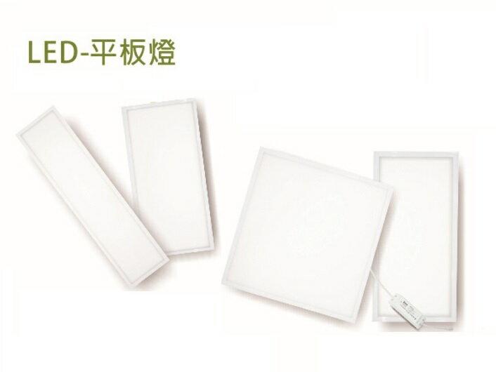 小燕子/LED 36W 2尺x2尺 輕鋼架 平板燈 平板燈 全電壓 白光/黃光/自然光 〖永光照明〗5J1-PL66%