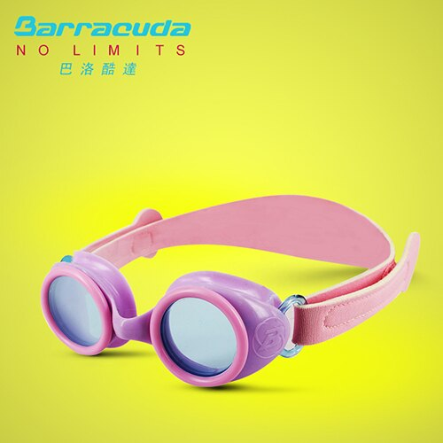 美國巴洛酷達Barracuda幼童抗UV防霧泳鏡-WIZARD MINI#90455 1
