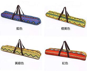 【露營趣】中和 TNR-222 加大民族風營柱袋125cm 裝備袋 收納袋 可提式工具袋