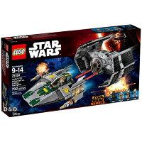 星際大戰 LEGO樂高積木推薦到樂高積木LEGO《 LT75150 》STAR WARS™ 星際大戰系列 - Vader's TIE Advanced vs. A-Wing Starfighter就在東喬精品百貨商城推薦星際大戰 LEGO樂高積木