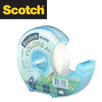 3M,3m膠帶推薦到促銷價 3M  810D-3/4   Scotch® 隱形膠帶 (19mmx32.9m)-附輕便膠台 /個
