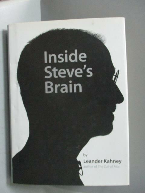 ~書寶 書T5/原文小說_OGT~Inside Steve ^#x27 s Brain_K