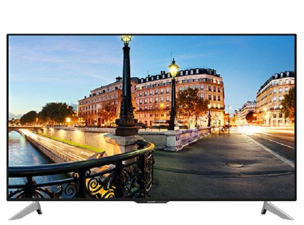SHARP夏普LC-60UA6800T60吋夏普4K智能連網液晶電視(搭載AndroidTV系統)
