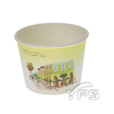 390紙湯杯-RS (免洗餐具/ 免洗杯/ 免洗碗/ 紙湯碗/ 外帶碗/ 湯杯蓋)【裕發興包裝】RS0145