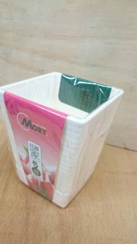 【八八八】e網購~【賀野方型花盆01003】園藝花盆 花架 花器