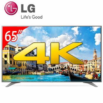 ★杰米家電☆LG 樂金 65型4K LED智慧型液晶電視 65UH650T