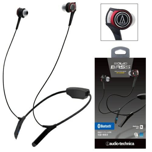 audio-technica 鐵三角 ATH-CKS990BT 藍芽無線耳機麥克風組 頸掛式 運動 藍芽4.1  內建高音質耳機擴大機