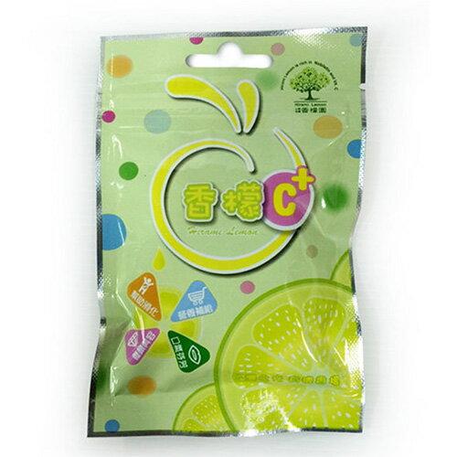 香檬園香檬C PLUS軟糖30g【愛買】