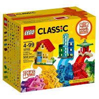 積木玩具推薦到【LEGO 樂高積木】Classic 經典基本顆粒系列-拼砌創意盒 LT-10703就在幼吾幼兒童百貨商城推薦積木玩具
