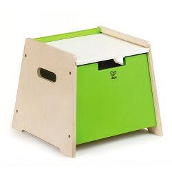 【免運費】《 德國 Hape 愛傑卡》多功能收納椅