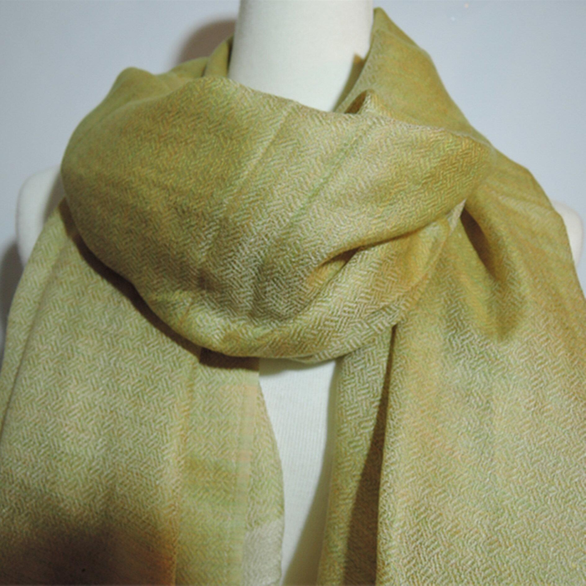 【喀什米爾圍巾】100%Pashmina鑽石編織珠光CASHMERE圍巾-(W10EIN017)
