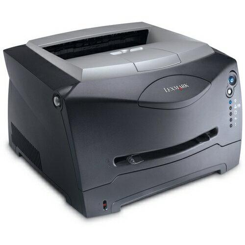 Lexmark E234 Laser Printer - Monochrome - 25 ppm Mono - USB, Parallel - PC, Mac 0