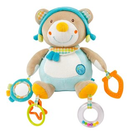 babyFEHN芬恩飛行系列-飛行熊布偶玩具【悅兒園婦幼生活館】