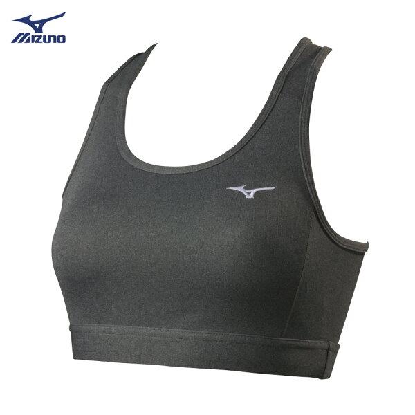 K2TA820308(麻花灰)伸縮彈性布種女運動內衣【美津濃MIZUNO】