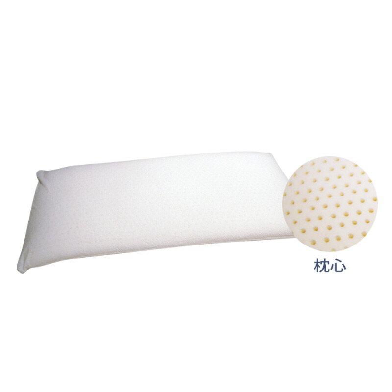 【乳膠枕-經典型】美國Ever Soft防蹣寢具 枕頭 舒適 透氣 抗菌 5217SHOPPING