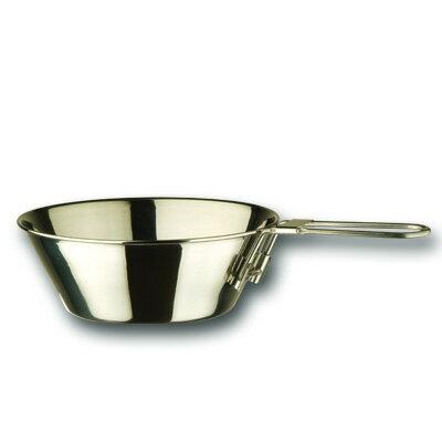 【露營趣】中和 野樂 ARC-1563N 折合式不銹鋼碗